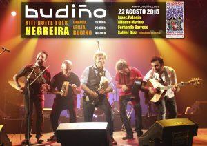 BUDIÑO-Negreira 22-8-2015