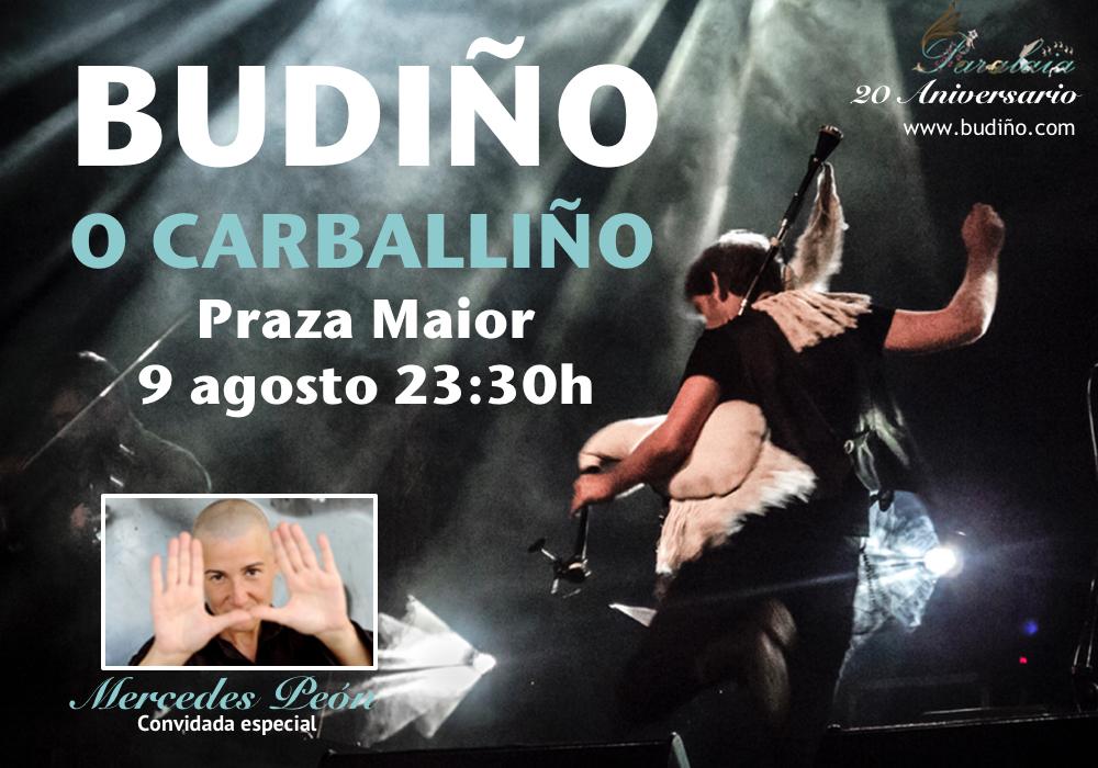 Budino-O Carballiño 9-8-17