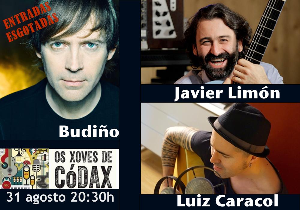 Budiño,Limón,Caracol-Martín Códax 31-08-17